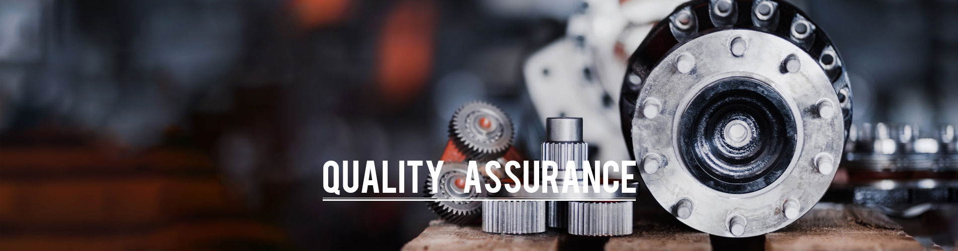 quality assurance banner 2